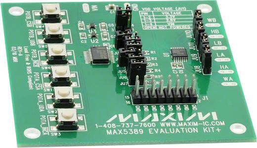 Entwicklungsboard Maxim Integrated MAX5389EVKIT+