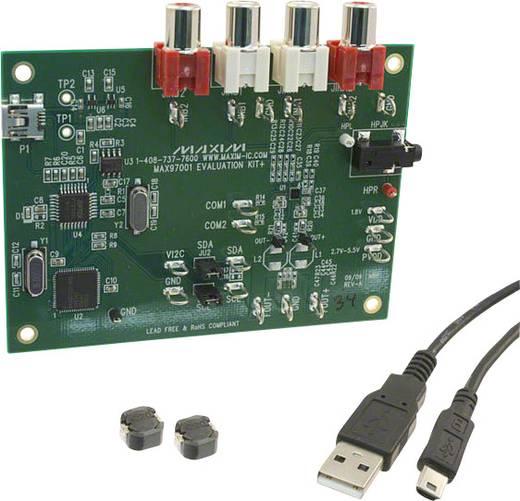 Entwicklungsboard Maxim Integrated MAX97001EVKIT+