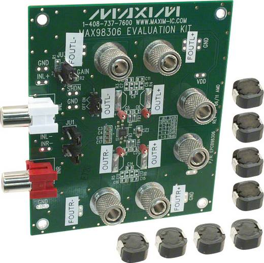 Entwicklungsboard Maxim Integrated MAX98306EVKIT#