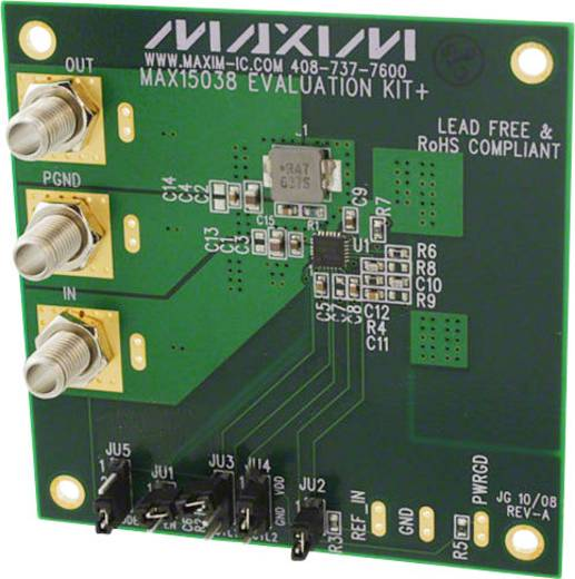 Entwicklungsboard Maxim Integrated MAX15038EVKIT+