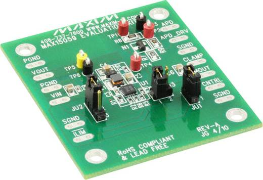 Entwicklungsboard Maxim Integrated MAX15059EVKIT+