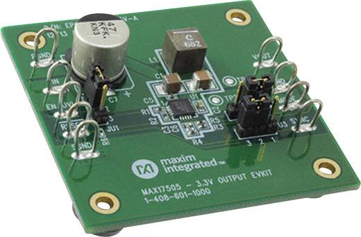Entwicklungsboard Maxim Integrated MAX17505EVKITA#