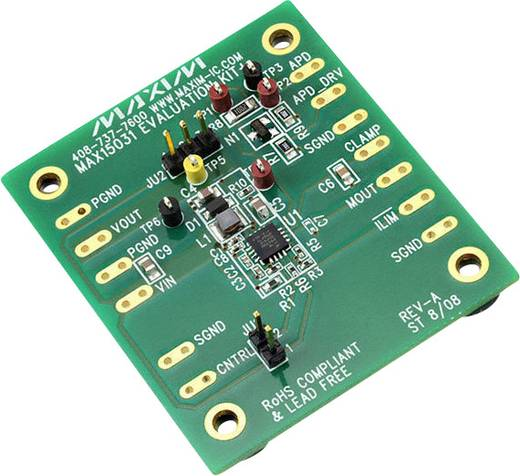Entwicklungsboard Maxim Integrated MAX15031EVKIT+