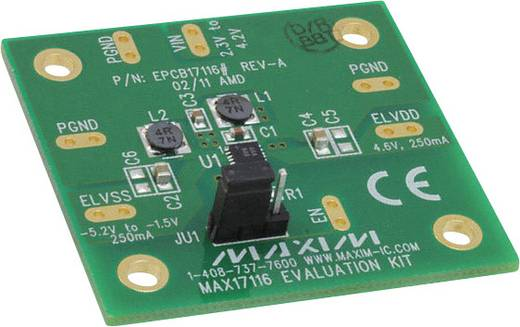 Entwicklungsboard Maxim Integrated MAX17116EVKIT#