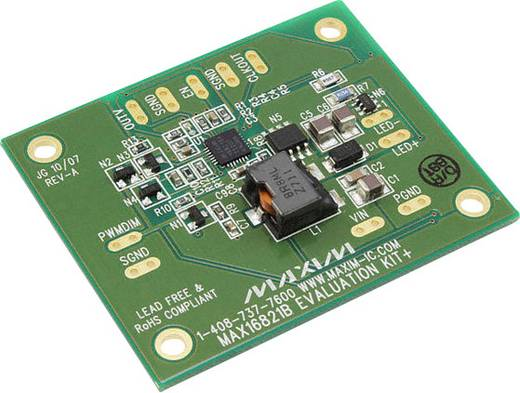 Entwicklungsboard Maxim Integrated MAX16821BEVKIT+