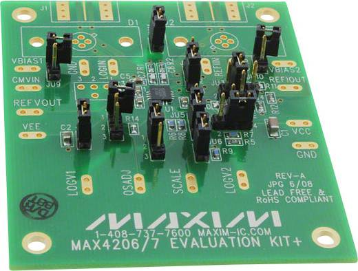 Entwicklungsboard Maxim Integrated MAX4206EVKIT+