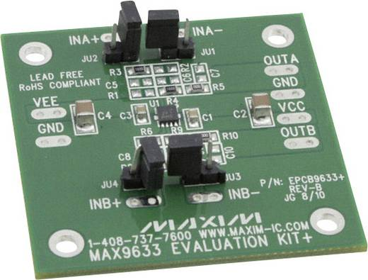 Entwicklungsboard Maxim Integrated MAX9633EVKIT+