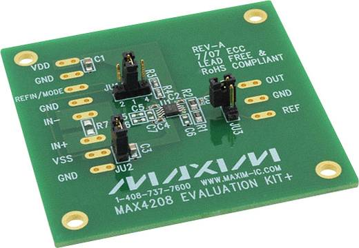 Entwicklungsboard Maxim Integrated MAX4208EVKIT+