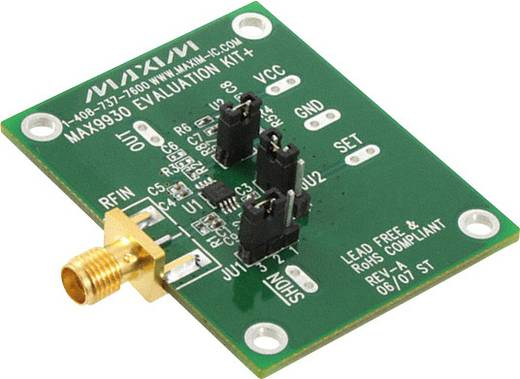 Entwicklungsboard Maxim Integrated MAX9930EVKIT+