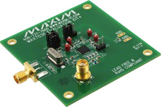Entwicklungsboard Maxim Integrated MAX7036EVKIT-315+