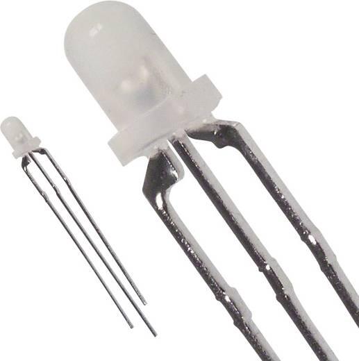 LED bedrahtet Grün, Gelb Rund 3 mm 6 mcd, 6 mcd 60 ° 25 mA, 30 mA 2.2 V LUMEX SSL-LX3059GYW
