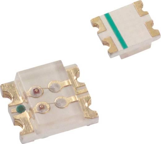 SMD-LED 3225 Grün, Gelb 10 mcd 140 ° 20 mA 2.2 V, 2.1 V LUMEX SML-LX1210YGC-TR