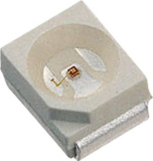 SMD-LED PLCC2 Rot 25 mcd 120 ° 20 mA 2 V LUMEX SML-LX2832IC-TR