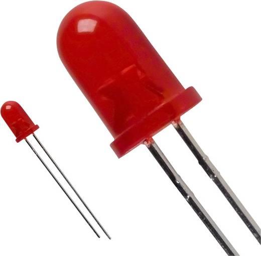 LED bedrahtet Rot Rund 5 mm 40 mcd 60 ° 20 mA 3 V LUMEX SSL-LX5093BID
