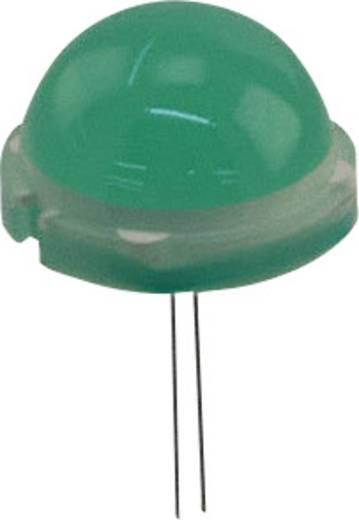 LED bedrahtet Grün Rund 20 mm 25 mcd 120 ° 25 mA 6.6 V LUMEX SSL-LX20R6GD