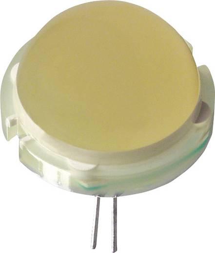 LED bedrahtet Gelb Rund 20 mm 23 mcd 120 ° 30 mA 6.3 V LUMEX SSL-LX20R6YD