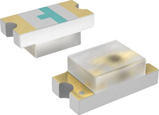 LUMEX SML-LX0603SRW-TR SMD-LED 1608 Rot 45 mcd 140 ° 20 mA 1.7 V