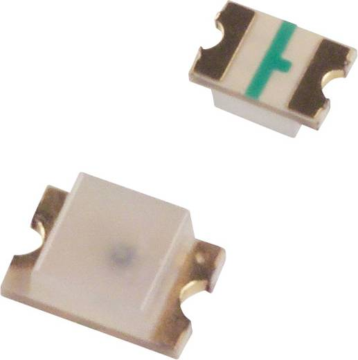 SMD-LED 2012 Gelb 10 mcd 140 ° 20 mA 2.1 V LUMEX SML-LXT0805YW-TR