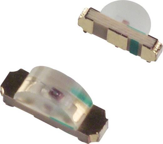 SMD-LED SMD-2 Gelb 10 mcd 130 ° 20 mA 2.1 V LUMEX SML-LXR85YC-TR