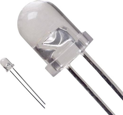 LUMEX SSL-LX4073USBC LED bedrahtet Blau Rund 4.8 mm 750 mcd 30 ° 30 mA 3.5 V