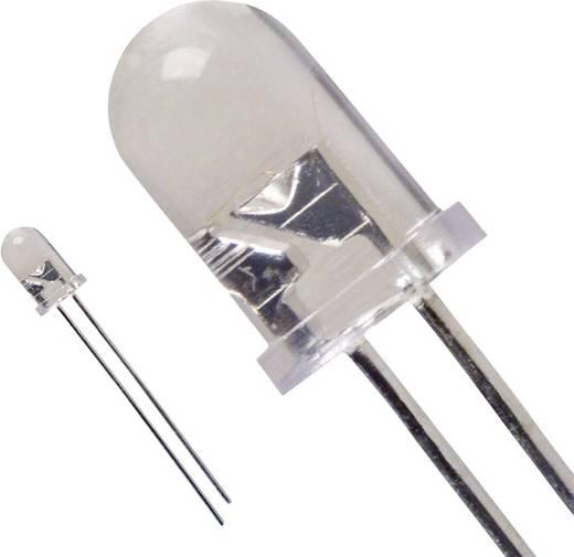 LED bedrahtet Blau Rund 5 mm 1000 mcd 30 ° 30 mA 3.5 V LUMEX SSL-LX5093USBC