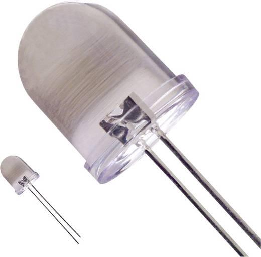 LED bedrahtet Blau Rund 10 mm 800 mcd 15 ° 30 mA 3.6 V LUMEX SSL-LX100133USBC
