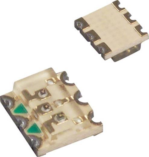 LUMEX SML-LX3632SISUGSBC SMD-LED 3632 Rot, Grün, Blau 75 mcd, 60 mcd, 50 mcd 120 ° 20 mA 2 V, 2.2 V, 3.5 V