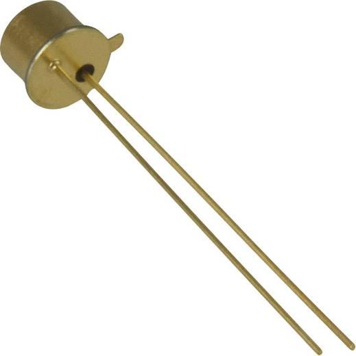 UV-Emitter 405 nm 4.67 mm TO-46 radial bedrahtet LUMEX SSL-LXTO46UV2C