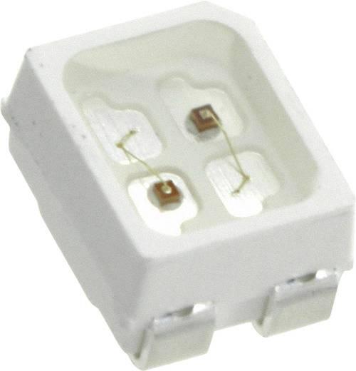 SMD-LED 2835 Grün, Gelb 25 mcd, 15 mcd 120 ° 20 mA 2.2 V, 2.1 V LUMEX SML-LX2835YGC-TR