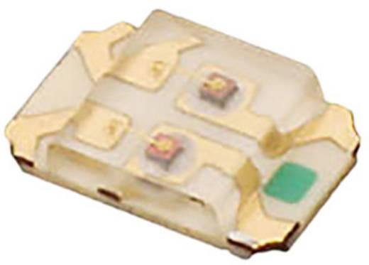 SMD-LED 2012 Grün, Rot 50 mcd, 250 mcd 120 ° 20 mA 2.1 V, 1.95 V LUMEX SML-LXT0805SISUGC
