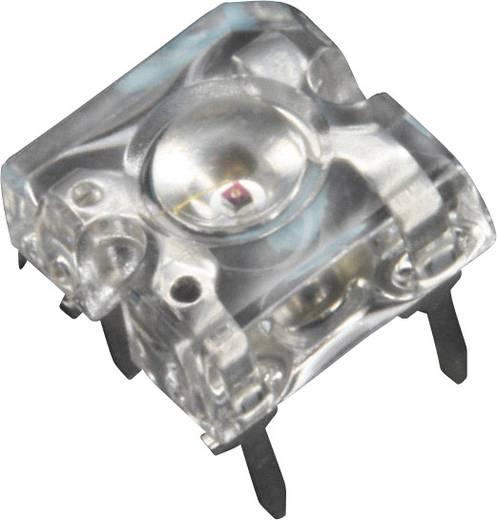 LED bedrahtet Rot Rund 3.2 mm 90 ° 70 mA 2.2 V Vishay TLWR7900