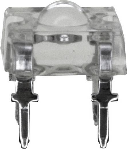 LED bedrahtet Rot Rund 3.2 mm 90 ° 70 mA 2.2 V Vishay TLWR8900