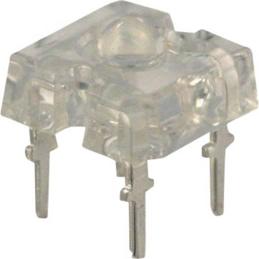 LED bedrahtet Grün Rund 3.2 mm 0.8 mcd 60 ° 50 mA 3.9 V Vishay VLWTG9600