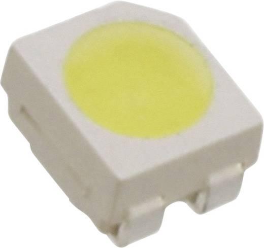 SMD-LED PLCC4 Kalt-Weiß 2.8 cd 35 mA 3.6 V CREE CLA1A-WKW-CXAYB153
