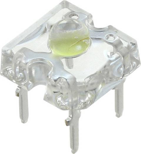 LED bedrahtet Kalt-Weiß Rund 3 mm 5.2 cd 60 ° 35 mA 3.6 V CREE CP41B-WES-CK0P0154
