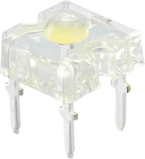 LED bedrahtet Kalt-Weiß Rund 3 mm 3.0 cd 90 ° 35 mA 3.6 V CREE CP41B-WGS-CK0P0154