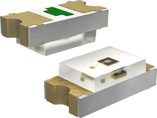 SMD-LED 1005 Bernstein 30 mcd 5 mA 1.95 V Panasonic LNJ447W84RA1