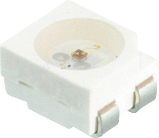 SMD-LED PLCC4 Rot 1130 mcd 50 mA 2.3 V Panasonic LNJ8L4C18RAA