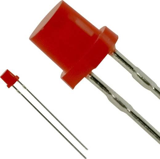 LED bedrahtet Rot Zylindrisch 3 mm 0.7 mcd 25 mA 2.2 V Panasonic LN277RPX
