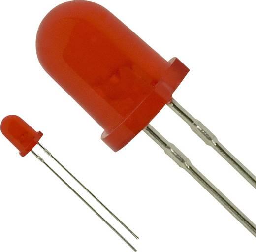 LED bedrahtet Rot Rund 5 mm 4 mcd 25 mA 2.2 V Panasonic LNG21LRKR