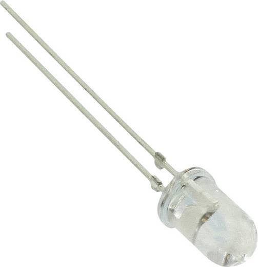 LED bedrahtet Blau Rund 5 mm 245 mcd 18 ° 20 mA 3.9 V Vishay TLHB5102