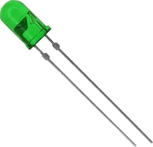 LED bedrahtet Grün Rund 5 mm 50 mcd 28 ° 30 mA 2 V Vishay TLHG5205