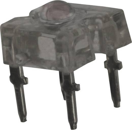 LED bedrahtet Rot Rechteckig 2.44 mm 60 ° 70 mA 2.2 V Vishay TLWR8600
