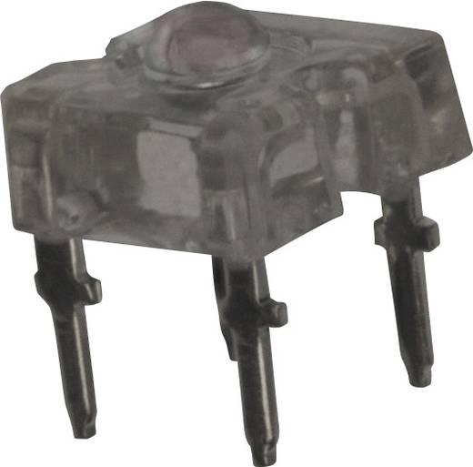 LED bedrahtet Gelb Rechteckig 2.44 mm 60 ° 70 mA 2.1 V Vishay TLWY8600