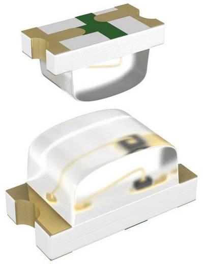 SMD-LED 1608 Blau 104 mcd 130 ° 20 mA 3.3 V Vishay VLMB1300-GS08