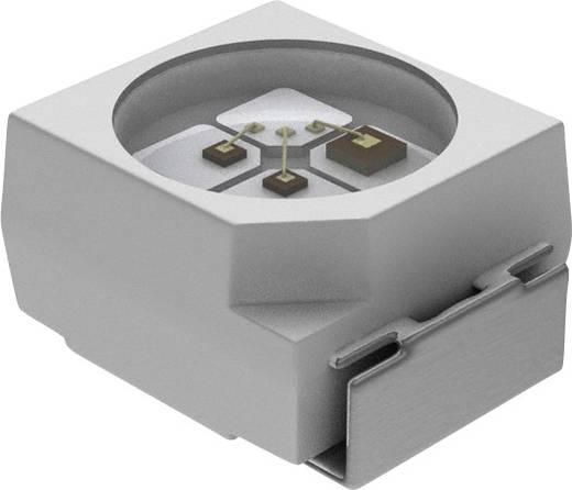 SMD-LED PLCC2 Blau 11.8 mcd 120 ° 10 mA 3.9 V Vishay VLMB31J2L2-GS08