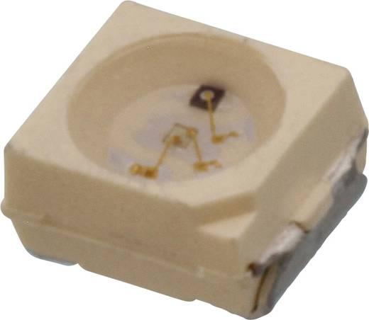 SMD-LED PLCC2 Blau 79 mcd 120 ° 10 mA 3.2 V Vishay VLMB41P1Q2-GS08