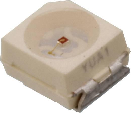 SMD-LED PLCC2 Grün 20 mcd 120 ° 10 mA 2.2 V Vishay VLMG31L1M2-GS08