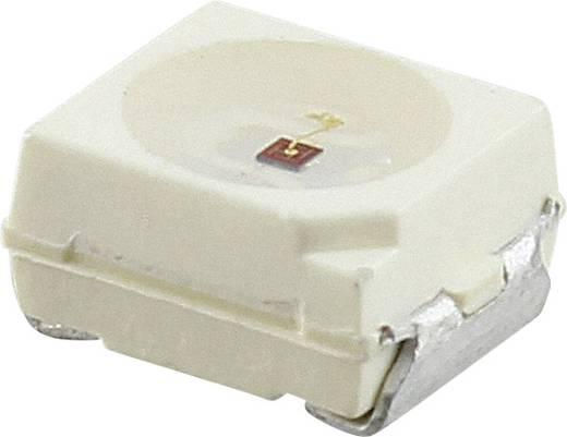 SMD-LED PLCC2 Rot 2200 mcd 120 ° 50 mA 2.2 V Vishay VLMR334BACB-GS08