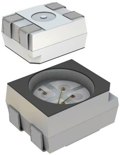 SMD-LED PLCC4 Rot, Grün, Blau 213 mcd, 423 mcd, 300 mcd 120 ° 20 mA 1.8 V, 3.7 V, 3.6 V Vishay VLMRGB343-ST-UV-RS